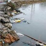 pollution Zarjoob river - آلودگی رودخانه زرجوب