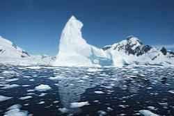 کوه یخ، ذخیره آب