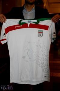 پیراهن تیم ملی