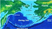 دریای برینگ