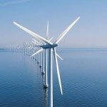 Wind power Off shore