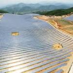 89 هکتار برق خورشیدی در فرانسه