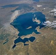 دریای خوارزم در سال 1364 شمسی