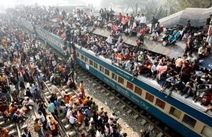 رشد جمعیت در بنگلادش