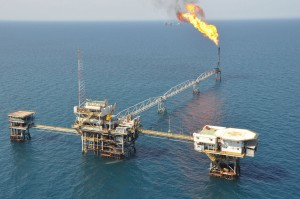 سکوی نفتی فلات قاره