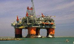 سکوی نفتی رشادت در ایران