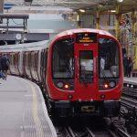 قطار های برقی و پیشرفته لوله ای لندن
