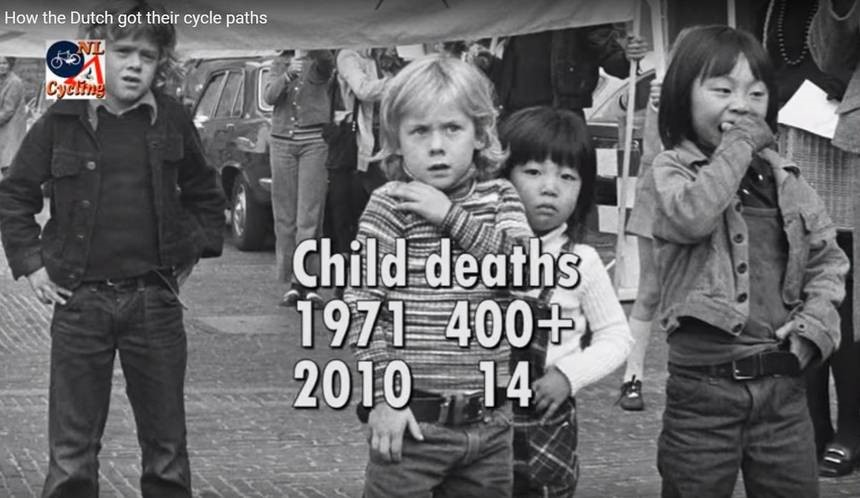 کاهش تعداد کشته شدگان در هلند