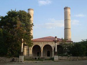 مسجد جامع گوهریه قره باغ